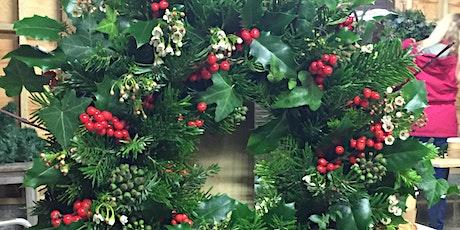 Christmas Wreath Workshop - near Bromley, Kent tickets