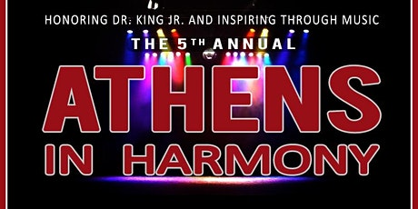 Athens In Harmony tickets