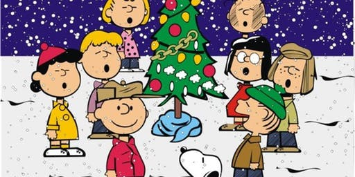 Charlie Brown Christmas (Live band) - SOLD OUT