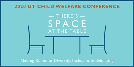 2020 UT Child Welfare Conference tickets