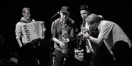 Mames Babegenush with Mac & Cheeze Balkan Power Trio tickets