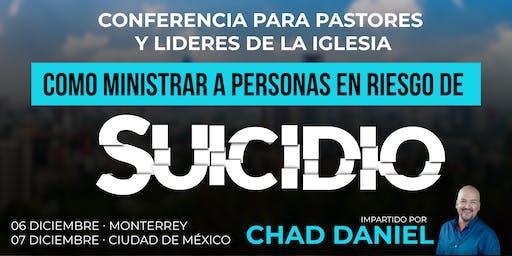 Cómo Ministrar a Personas en Riesgo de Suicidio