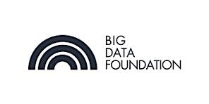 CCC-Big Data Foundation 2 Days Virtual Live Training  in Darwin