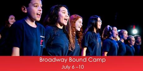 Broadway Bound Camp tickets