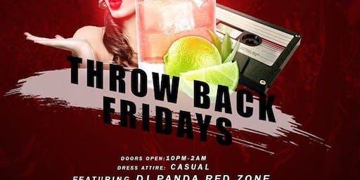 Throw Back Friday at Mayas Club Mesa