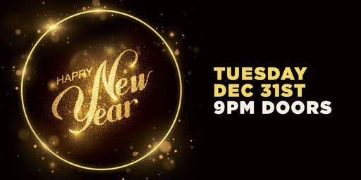 NYE 2019 | Distrikt New Years Eve Party