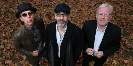 LIVE #AtTheENZ (Mission): Blues Night ft. The James Hay Trio tickets
