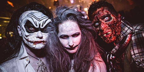 Saturda Oct 30th : Monster Ball 2021 - The Biggest Halloween Parties in NYC tickets
