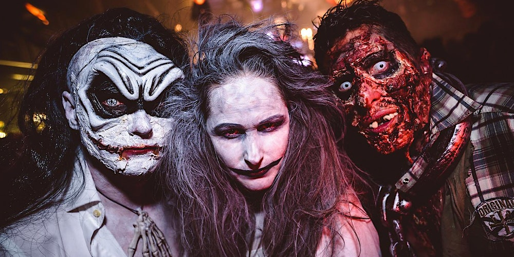Nyc Halloween Parties 2020 Saturda Oct 30th : Monster Ball 2021   The Biggest Halloween