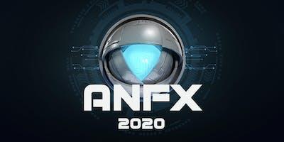 Congreso de Animación y Efectos Visuales, ANFX
