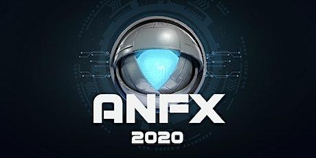 Congreso de Animación y Efectos Visuales, ANFX boletos