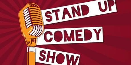 WJWC - Annual  Comedy Show Fundraiser tickets