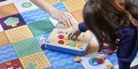 Pre-Kode: Montessori-inspired Tech Camp for  Young Kids (PA Day) tickets