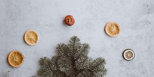 Atelier de fabrication - décorations de Noël mangeables!