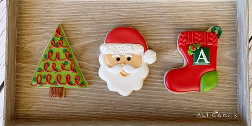 Christmas Cookies and Cocoa Workshop