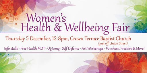 Women's Health and Wellbeing Fair