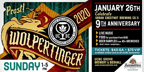Wolpertinger 2020 tickets