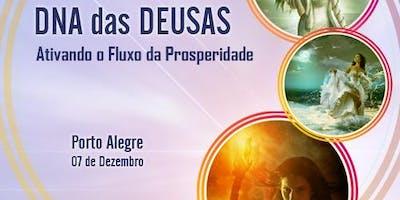 DNA DAS DEUSAS ATIVANDO O FLUXO DA PROSPERIDADE