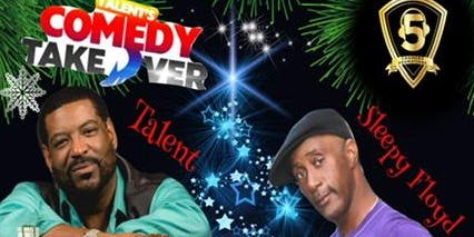 Talent's Comedy Takeover Toy Drive Edition