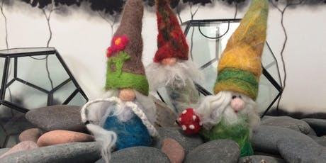 Gnome for Christmas! tickets