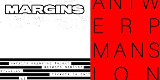 Margins Magazine: The Launch