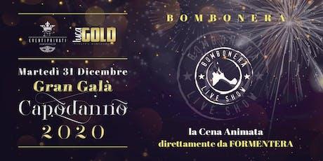 CAPODANNO UNA HOTEL EXPO FIERA 2020 FORMENTERA PARTY tickets