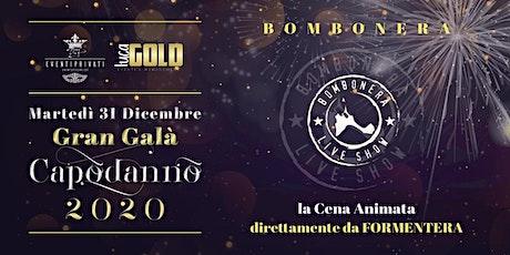 CAPODANNO UNA HOTEL EXPO FIERA 2020 FORMENTERA PARTY biglietti