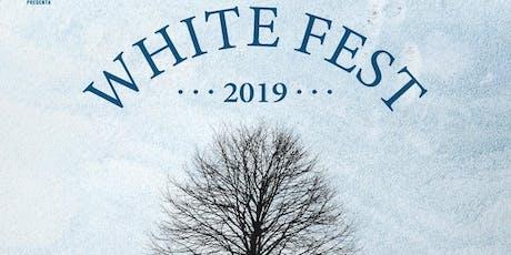 Saúl & Memo - White Fest 2019 boletos
