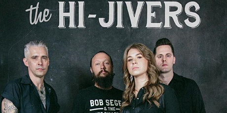 The Hi-Jivers w The Grovelers at Pabst tickets