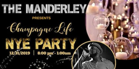 The Manderley New Year's Eve 2020 tickets