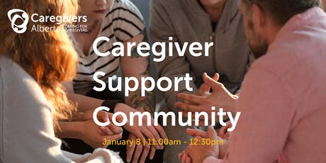 Caregiver Support Community tickets