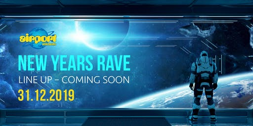 NEW YEARS RAVE | open end!
