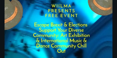 FREE ESCAPE FROM BREXIT Support Diverse Londoners tickets