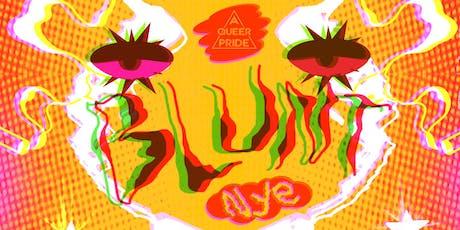 BLUNT / NYE w A Queer Pride, Snack Attack, LezBe, Unfriendly Black Hotties tickets