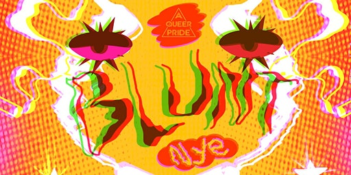 BLUNT / NYE w A Queer Pride, Snack Attack, LezBe, Unfriendly Black Hotties