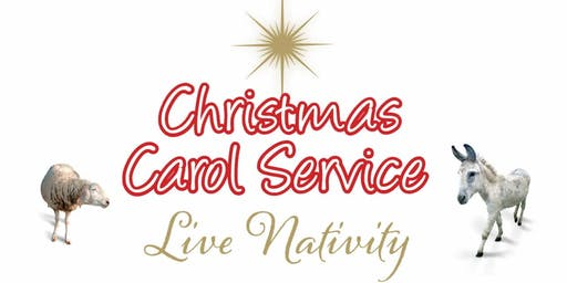 Christmas Carols and Live Nativity - Sunday 22 December