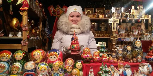 St Elisabeth Convent Chtistmas Stall