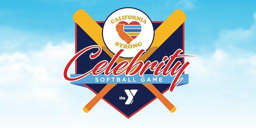 California Strong Celebrity Softball Game