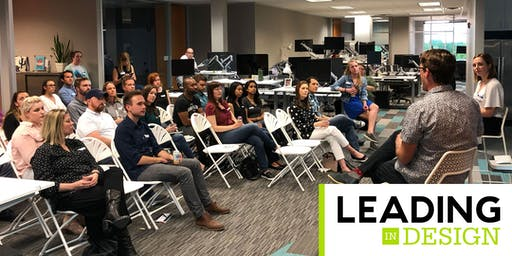 Leading in Design - Dealing with Fear