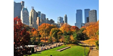 CENTRAL PARK WALKING TOURS (07-09-2020 starts at 12:00 PM) tickets