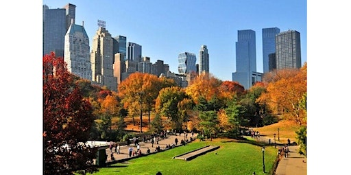 CENTRAL PARK WALKING TOURS (06-27-2020 starts at 12:00 PM)