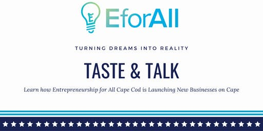 EforAll Taste and Talk