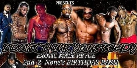 Male Exotic Dancers Show tickets
