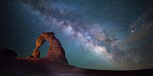 Arches National Park Night Skies Photography Workshop