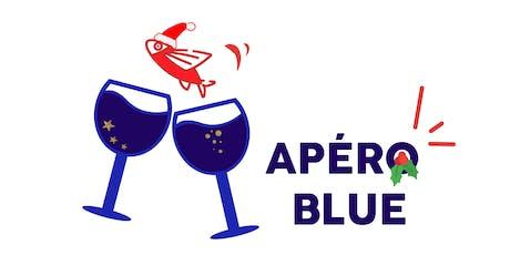 Apéro Blue de Noël - les apéros de la communauté Blue Factory ! billets