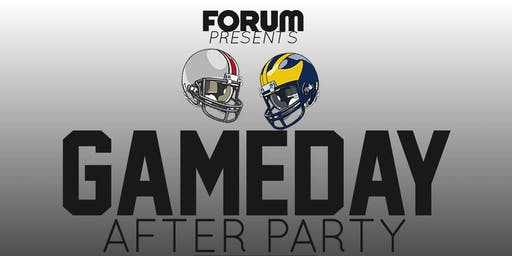 The GAME DAY AFTERPARTY Feat. FEAR & LOWE + ENTEL + GVNR  + BOCKOVEN