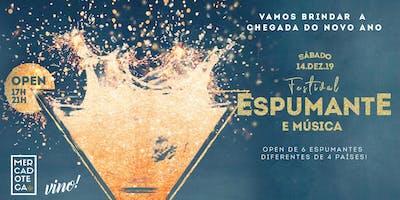 Festival Espumante e Música!