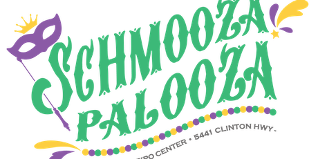 Schmoozapalooza Exhibitor Registration | Spring 2020 tickets
