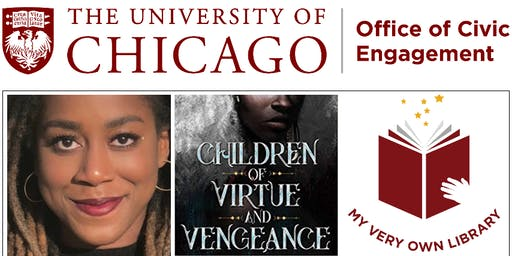 "Tomi Adeyemi Presents ""Children of Virtue and Vengeance"""