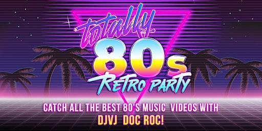 Totally 80s Retro Party